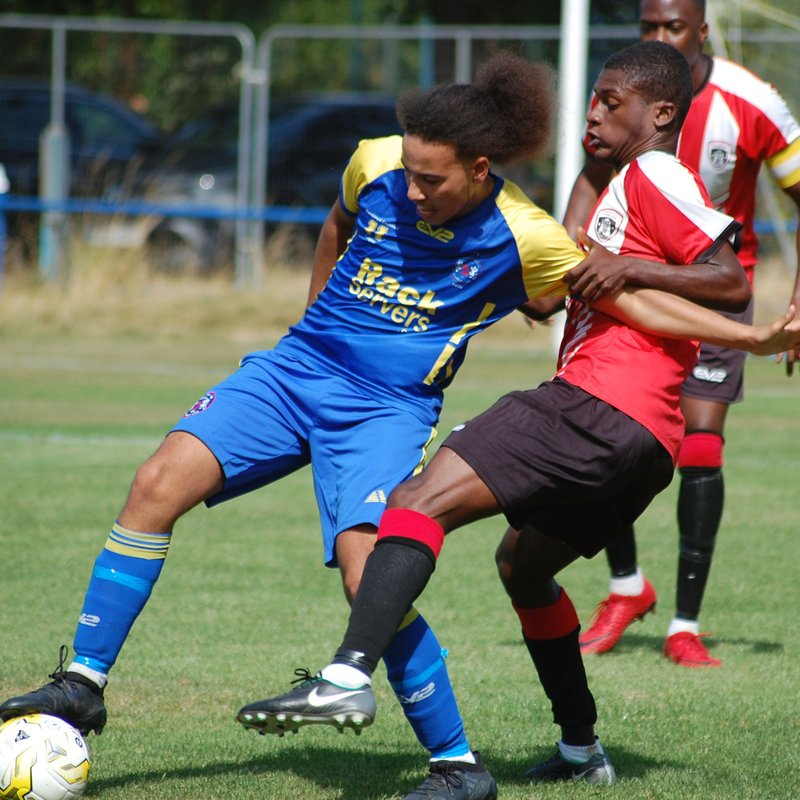 Raynes Park 3 Guildford City 2