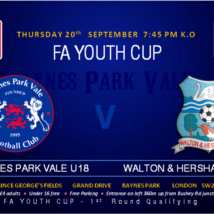 FA YOUTH CUP<