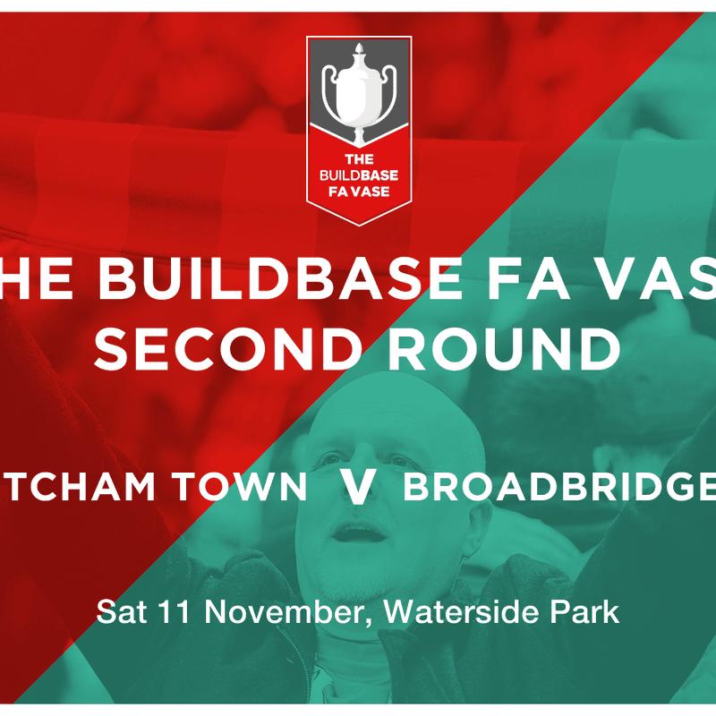 First Team beat Broadbridge Heath 8 - 2