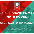 Thatcham Town 2 Bromsgrove Sporting 1