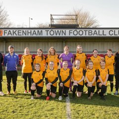 Fakenham Town Ladies lose to Long Stratton Womens 3 - 0