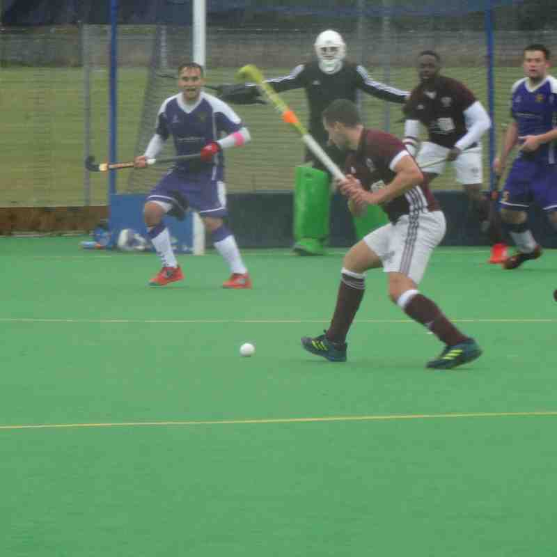 Bedford Mens 1s Vs Saffron Walden