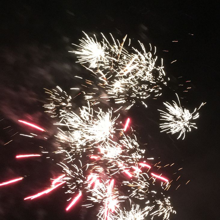 Hartshorne CC Firework Spectacular is back - save the date!<