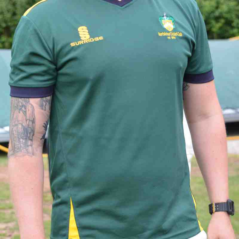 New Hartshorne Cricket Club Sports Wear now available!