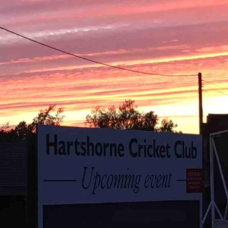 Sunset at HCC