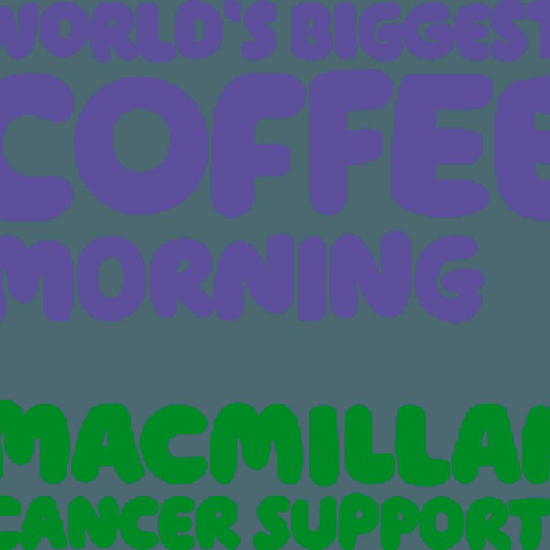 Massive thank you - Macmillan Coffee Morning