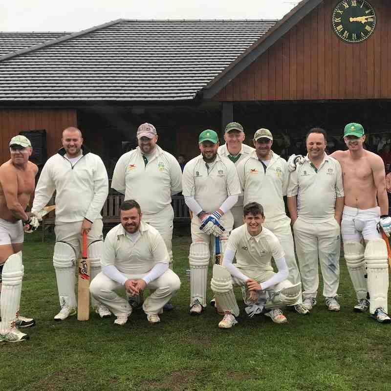 Charity Cricket Match 26.8.18