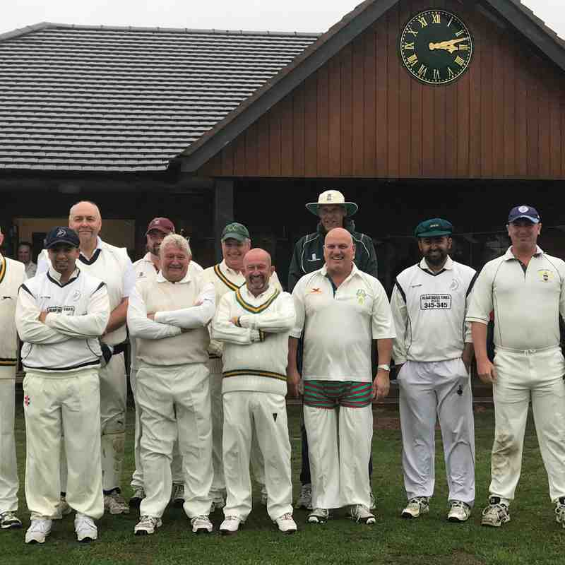 Charity Cricket Match 26.8.18
