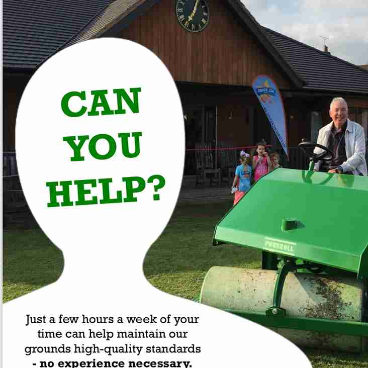 Volunteers needed to join our ground team