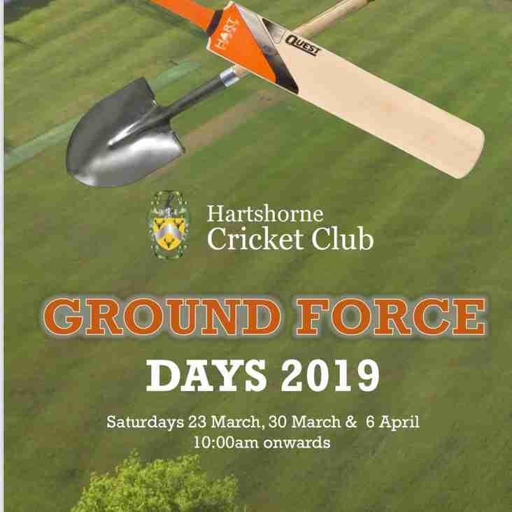 Ground force  days
