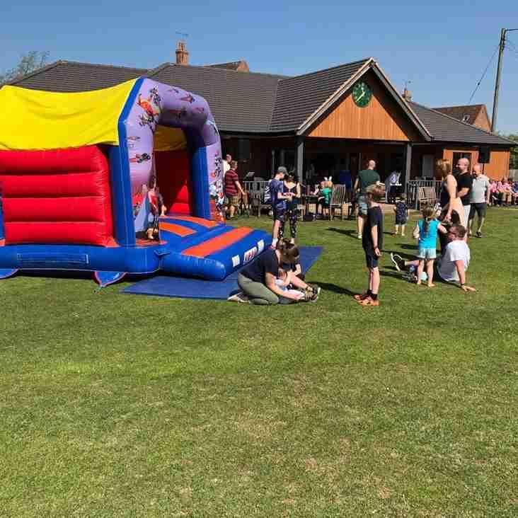 Easter at Hartshorne Cricket Club