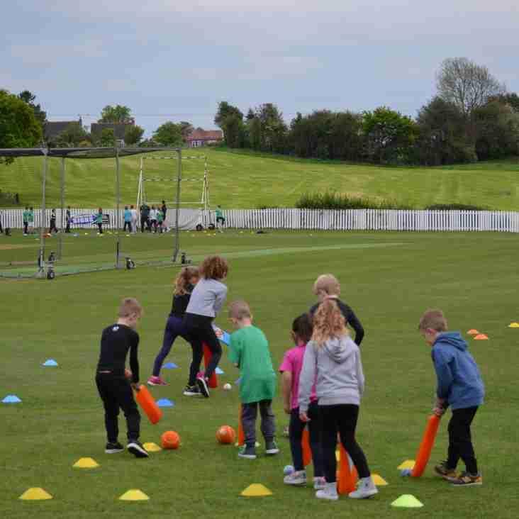 Friday Fun returns to Hartshorne Cricket Club