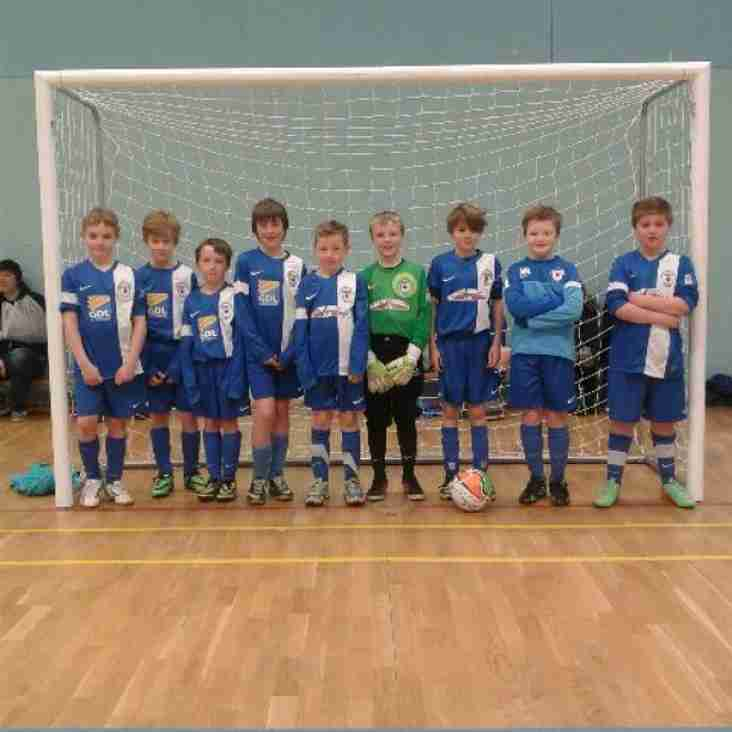 Futsal First for Under 10's