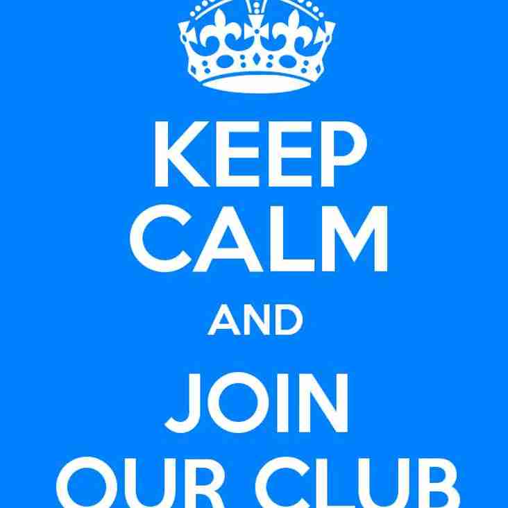 Looking for a football club to join?