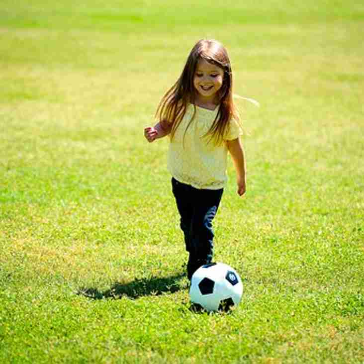 Free Taster Football Sessions For Reception Year Children Returns