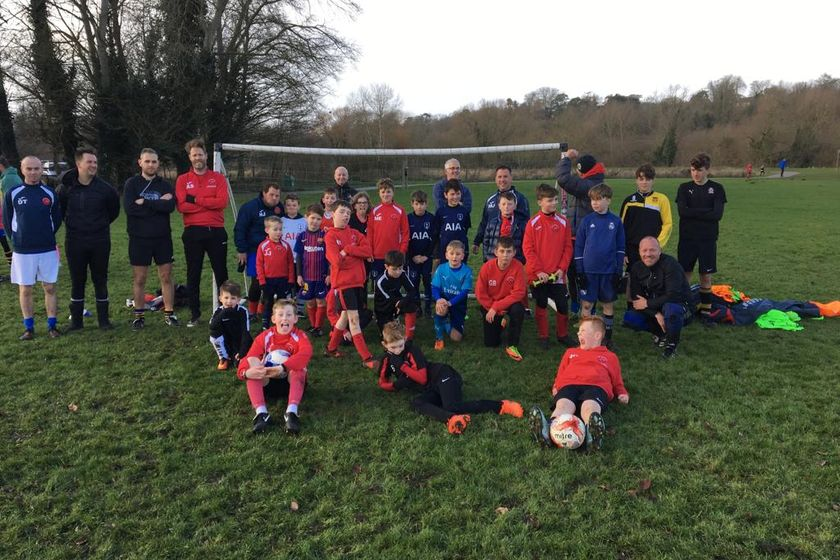 Parents And Kids Boxing Day Kickabout Is Back!