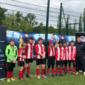 Bury Rangers U13's Blacks Beat Welwyn Garden City