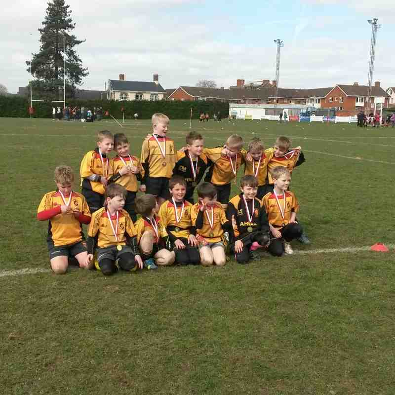 Wellington county wide festival Under 8's