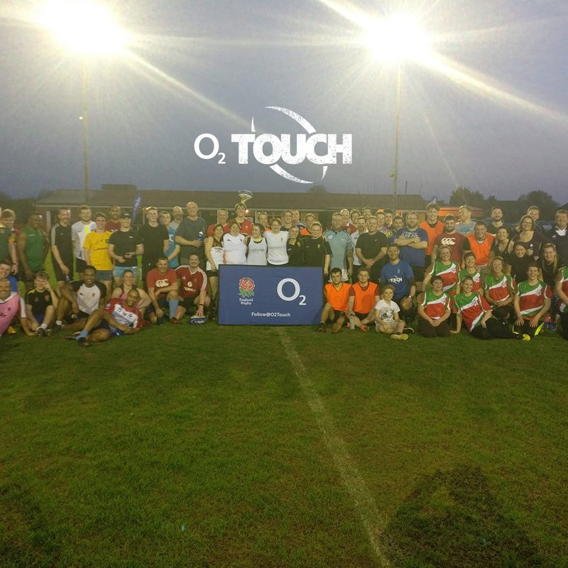O2 Touch - First Session Massive Success!