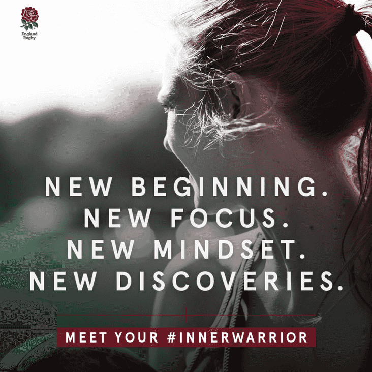 Women's Rugby - Inner Warrior