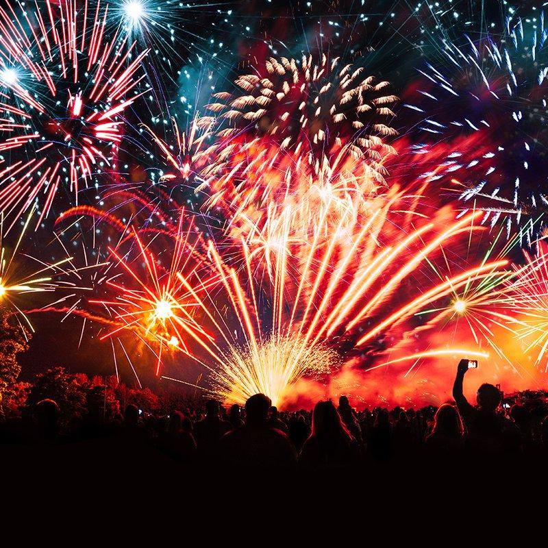 IRFC Spooky Fireworks Extravaganza