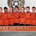 Newtown Tigers Blue 3 - 3 Fleetdown Orange