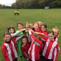 Bury Rangers Girls taster sessions continue!