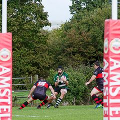 Bristol Saracens 1st XV v Avonmouth Old Boys 1st XV