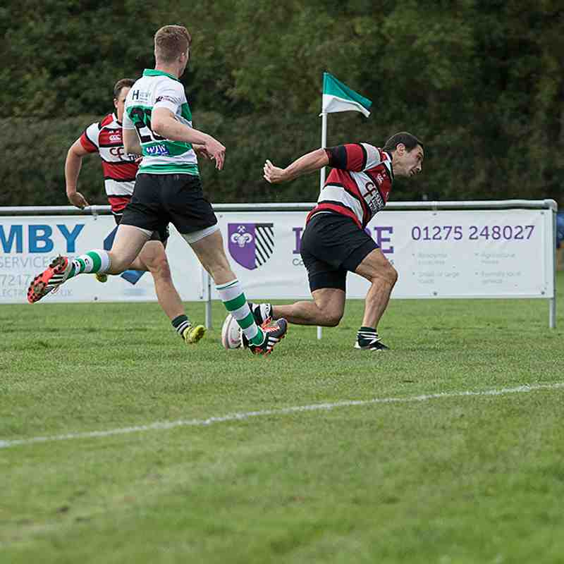 Chew Valley v Bristol Saracens