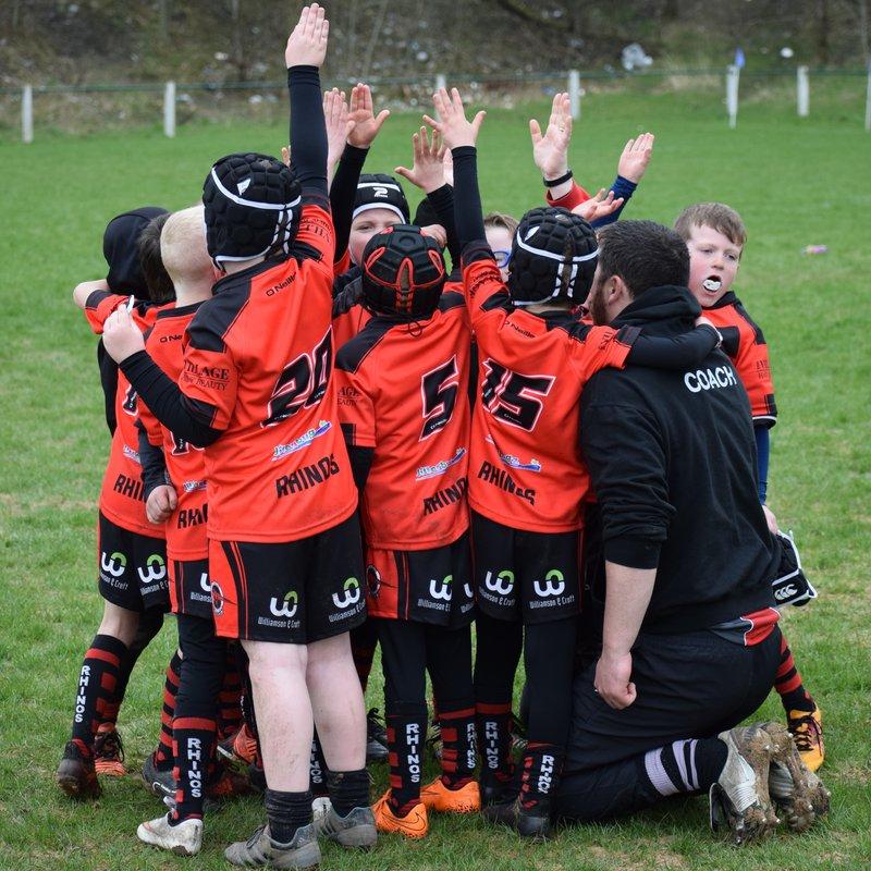 Cadishead Rhinos U7's vs Oldham St Annes