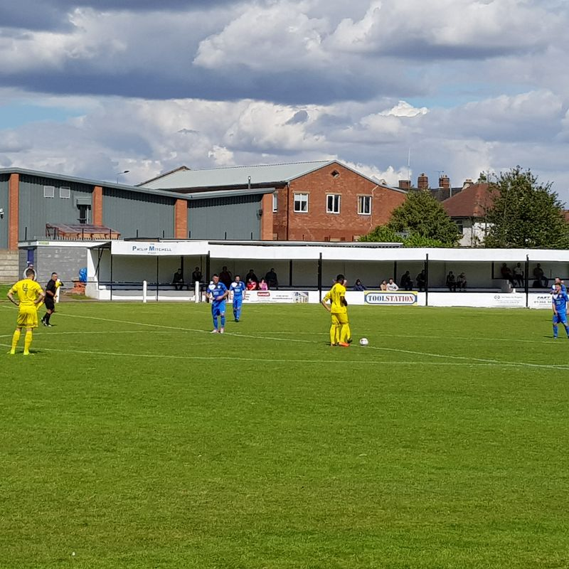 Armthorpe Welfare 1-1 Liversedge