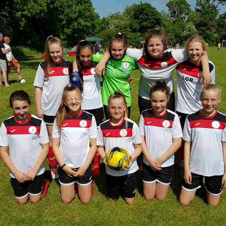 St Albans Tournament U12 Girls Review