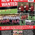 New Girls Players Wanted