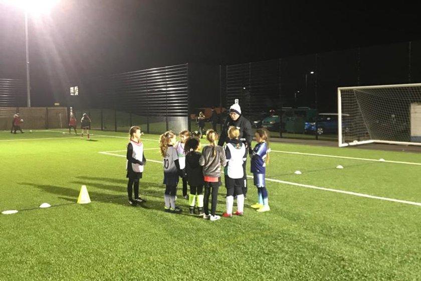 U9 Girls vs Berkhamsted Raiders Mercury