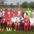 Under 12 Girls League Runners Up