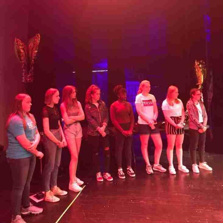 Bury Rangers Girls Creating Pathways in the Womens Game
