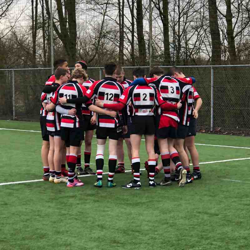 U17 Easter Tournament - Ghent 2018