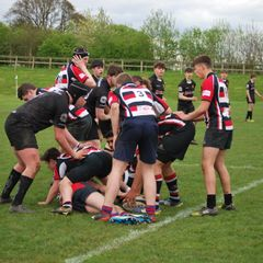 AK Junior Colts vs Birkenhead Park - Cheshire Plate Final