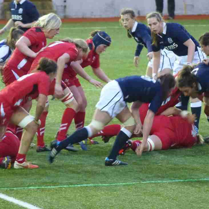 Two autumn games announced for Wales women