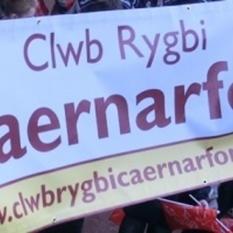 Caernarfon 85 v Colwyn Bay 12 - match report