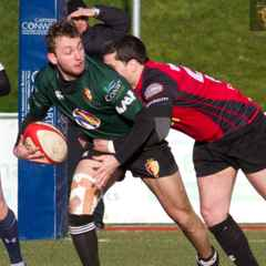 RGC v Cross Keys by Alan Skeates