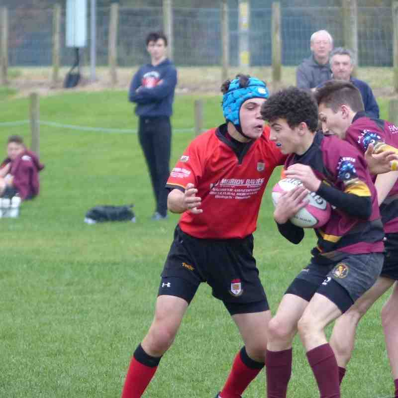 COBRA U15 v Denbigh U15 by Gary Williams