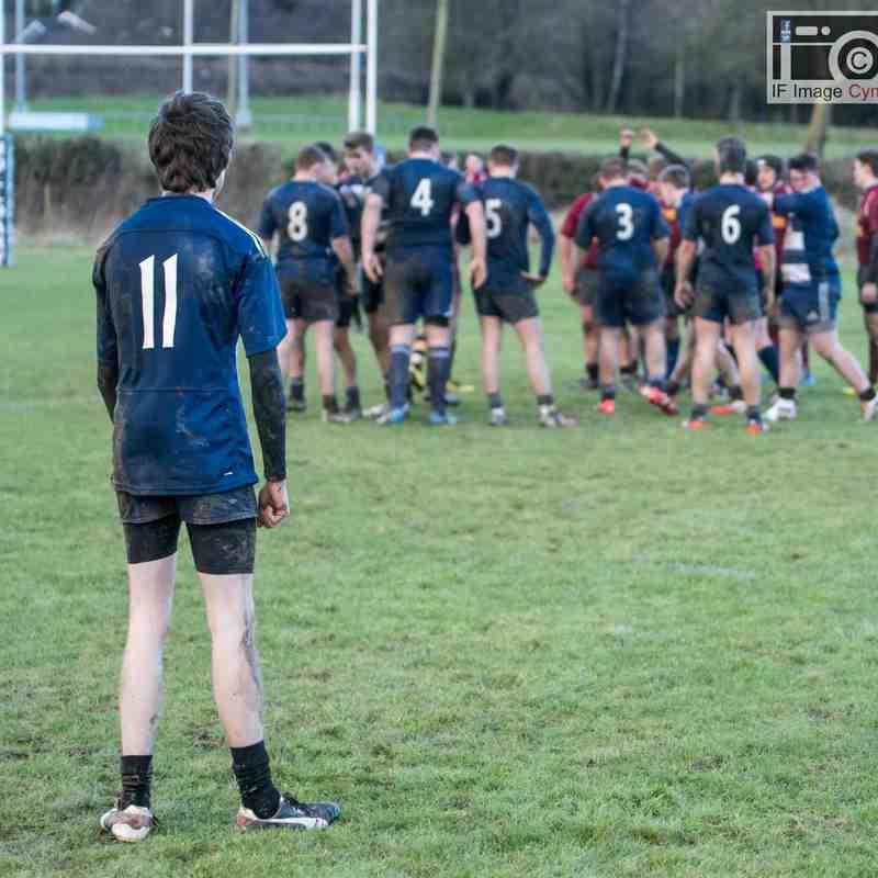 Welshpool Youth v COBRA Youth by Ian Francis