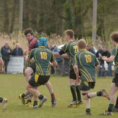 Bala Youth v Nant Conwy Youth by Trevor Edwards