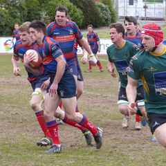 Bala v Nant Conwy - North Wales Cup Final by Gary Williams