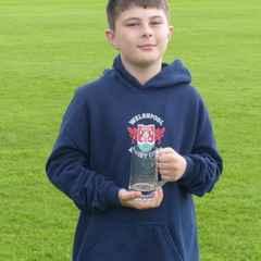 Welshpool Junior Awards 2015-16 by Gary Williams