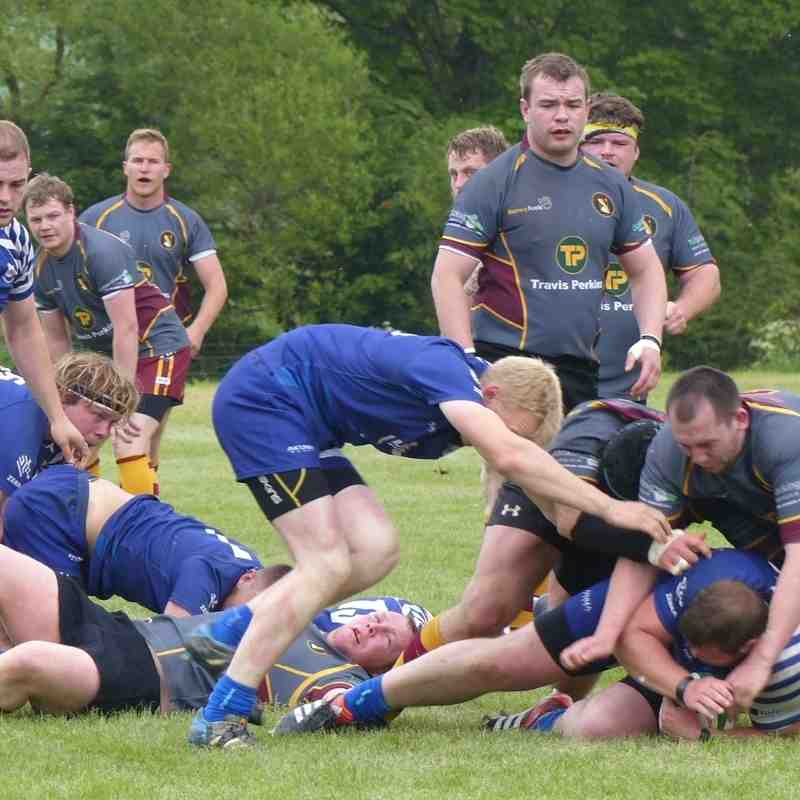 COBRA 2nds v Machynlleth Mid Wales Shield Final by Gary Williams