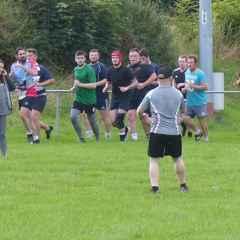 Pre-season training July 2016