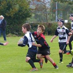 Welshpool Juniors v Newtown Juniors by Gary Williams