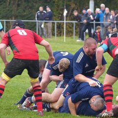 Welshpool v Newtown by Gary Williams